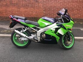 ZXR 600 - Struggle to find as nice - All documents 2 Keys - New tires