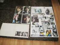Nice Early Vintage Beatles Double White Album LP 1968