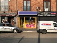 Takeaway Fast Food Shop Business For Sale - Busy Main Road - Near Shopping Centre - Heavy Footfall