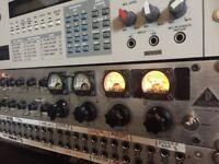 Behringer T1952 Tube Composer COMPRESSOR & GATE