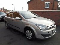 2006 vauxhall astra cdti{6 speed,full mot,service history,64000 miles,new battery}