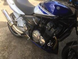 Suzuki bandit (swaps)