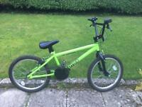 "Trax 20"" bmx like new only rode handful of times can deliver"