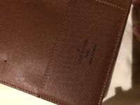 LV passport holder wallet Louis Vuitton