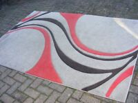 Lounge rug mirage design, good quality. came from Denhelm.