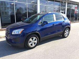 2016 Chevrolet Trax LT Sunroof ONLY 5780 kms