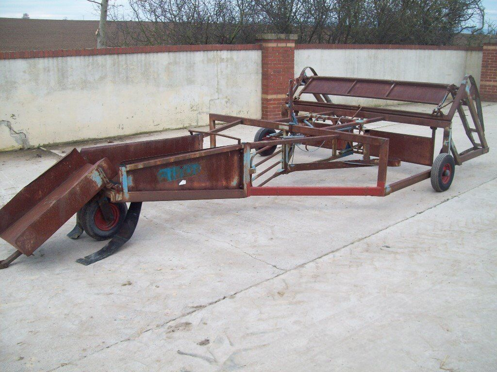 * ! COOKS BALE SLEDGE - GOOD STRAIGHT TIDY SLEDGE ! * | in York, North  Yorkshire | Gumtree