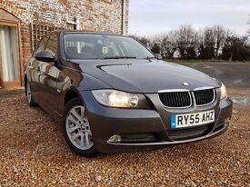 BMW 3 SERIES 318i SE 6 SPEED MANUAL PETROL MOTED