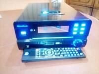 HIFI USB SD CD RADIO