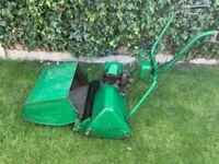Petrol lawnmower 45 inch roller - only £60