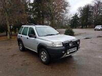 Land Rover Freelander Serengeti Sport. 1.8 Petrol, manual