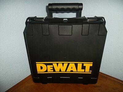 DEWALT HAMMERDRILL / IMPACT DRIVER TOOL CASE DCD995 DCD996 DCF885 DCF886 DCF887