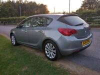 2010: vauxhall Astra 1.7 cdti diesel 5dr hatchback..£30 road tax cheap insurance