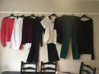 Ladies clothing bundle all size 10