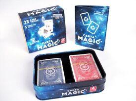 Magic Cards Trick Set