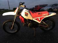Genuine Yamaha pw80 kids motocross bike pw not kx yz cr ktm rm stomp pit