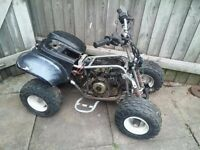 Quad Bike Project