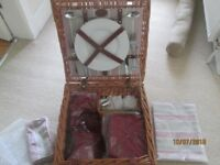 Picnic basket (New)