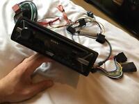 Cd, aux player, USB port