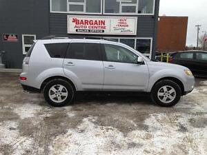 2008 Mitsubishi Outlander LS 4WD ''WE FINANCE EVERYONE''