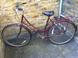Vintage Cameo Upright Bicycles