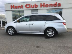2011 Honda Odyssey Touring at