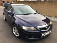 Mazda6 2.0 Kumano 5dr,2007,Hatchback,1 OWNER,NEW MOT,FULL SERVICE HISTORY,HPI CLEAR,2 KEYS
