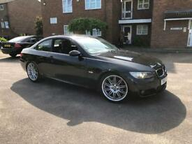 BMW 320D M Sport Coupe *Years MOT*