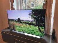 "SAMSUNG UE55F8000 55"" Series 8 HDTV"