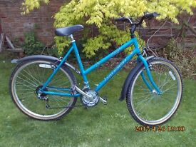 RALEIGH VIXON ON/OFF MTB ONE OF MANY QUALITY BICYCLES FOR SALE