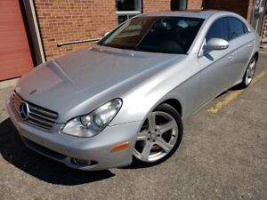 2008 Mercedes-Benz CLS-Class NAVI / SUNROOF / IMPECABLE!! FULL G
