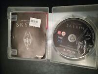 PS3 - Elder Scrolls V: Skyrim
