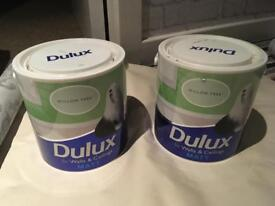 Unopened Dulux Paint - Willow Tree