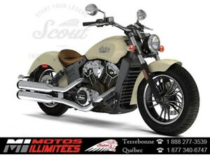 2017 Indian Motorcycles Scout Garantie 2 ans