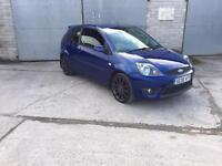Ford Fiesta ST 2.0 Performance Blue Full Service History