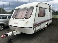 Caravan Elddis Mistral GTX 1997