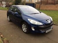 Peugeot 308 1.6 VTi SE 5dr, GLASS ROOF, 6 MONTHS FREE WARRANTY, FULL SERVICE HISTORY