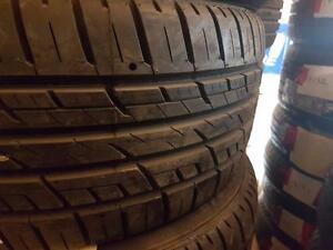 4 pneus d'été neufs 245/45R17 Falken Azenis PT722 A/S.
