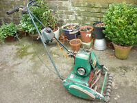 lawnmower qualcast 35s