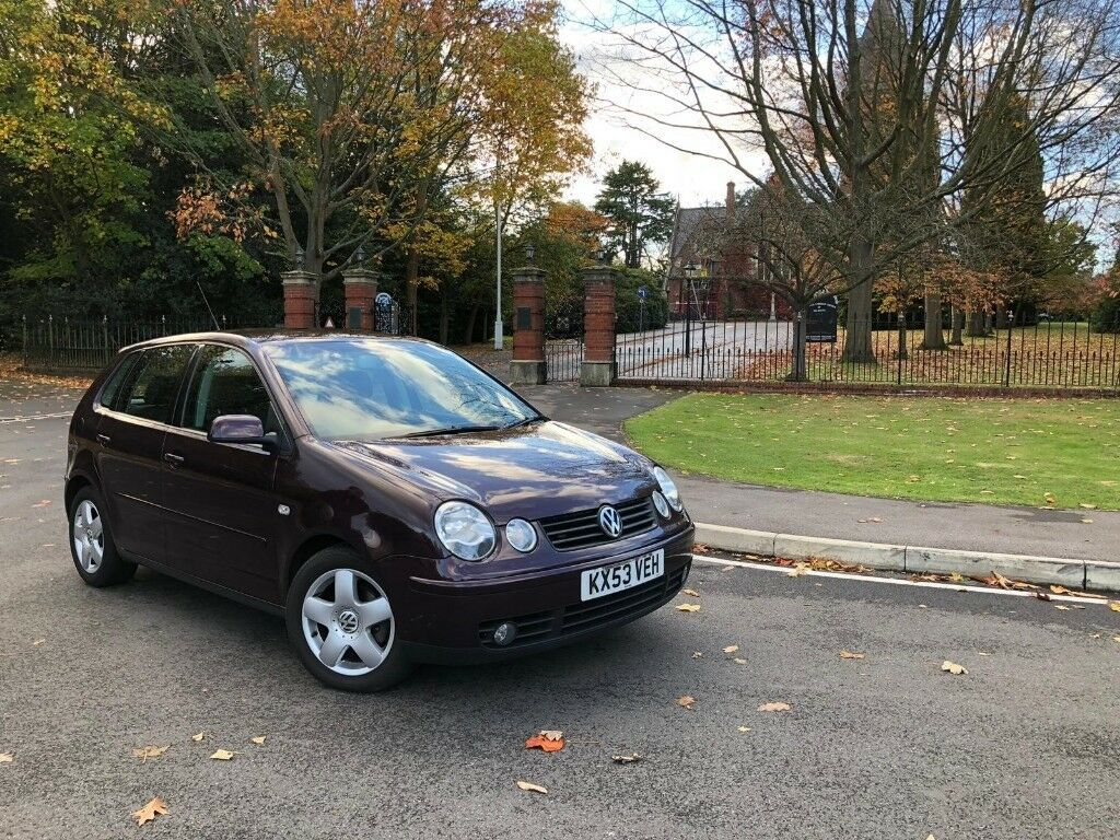 2003/53 Volkswagen Polo Sport 1.4 FSI 5-Door Manual - 12 months MOT