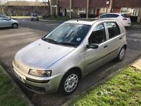 Fiat punto. 2003. Mot tax