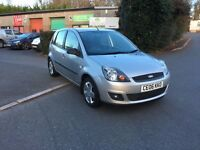 2006 Ford Fiesta 1.4 Zetec Climate 5 Door, Low Mileage, Full Service History