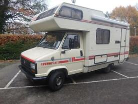 REQUIRED clean dry reliable motorhome