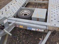 ifor williams ct 177 tilt bed trailer registered 2010, trailer registered to me.