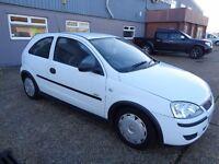 Vauxhall Corsa Life Eco 1.0 Semi Auto Petrol Warranty Included
