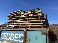 WOODEN PALLETS, FREE FOR UPLIFT