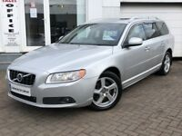 2012 12 Volvo V70 2.4 D5 215bhp ( s/s ) Geartronic SE Lux~FSH~AUTOMATIC~D5