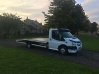 2009 ford transit recovery truck 16ft alloy body st body kit ££££ extras best around £8275 no vat