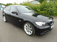 2005 (05) BMW 325i SE Low Mileage with Full Service History 11 stamps