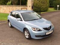 18000 MLS - 1 OWNER MAZDA 3 1.6 AUTOMATIC SPECIAL EDITION / FULL SERVICE HISTORY / IMMACULATE]